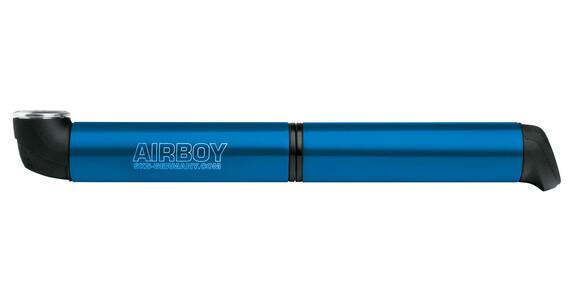 SKS Airboy Fietspomp blauw
